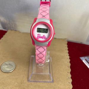 Barbie Accessories - Pink Barbie Digital Watch